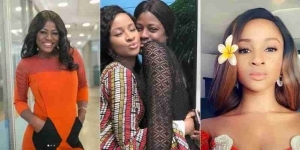 "#BBNaija: ""You are beautiful"" – Adesua Etomi gushes over Alex as they hangout"